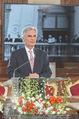 Staatsakt 60 Jahre Staatsvertrag - Oberes Belvedere - Fr 15.05.2015 - Werner FAYMANN bei Ansprache100