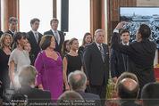 Staatsakt 60 Jahre Staatsvertrag - Oberes Belvedere - Fr 15.05.2015 - 116
