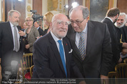 Staatsakt 60 Jahre Staatsvertrag - Oberes Belvedere - Fr 15.05.2015 - Erich LESSING (Fotograf Staatsvertragsfoto), Ariel MUZIKANT124