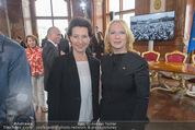 Staatsakt 60 Jahre Staatsvertrag - Oberes Belvedere - Fr 15.05.2015 - Gabriele HEINISCH-HOSEK, Doris BURES126