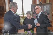 Staatsakt 60 Jahre Staatsvertrag - Oberes Belvedere - Fr 15.05.2015 - Elisabeth ORT, Michael HELTAU, Reinhold MITTERLEHNER130