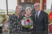 Staatsakt 60 Jahre Staatsvertrag - Oberes Belvedere - Fr 15.05.2015 - Elisabeth ORT, Michael HELTAU, Agnes HUSSLEIN134