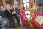 Staatsakt 60 Jahre Staatsvertrag - Oberes Belvedere - Fr 15.05.2015 - Rudolf KASKE fotografiert Staatsvertrag135