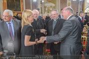 Staatsakt 60 Jahre Staatsvertrag - Oberes Belvedere - Fr 15.05.2015 - Aexa WESNER, Erwin PR�LL136
