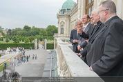 Staatsakt 60 Jahre Staatsvertrag - Oberes Belvedere - Fr 15.05.2015 - 137