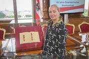 Staatsakt 60 Jahre Staatsvertrag - Oberes Belvedere - Fr 15.05.2015 - Agens HUSSLEIN14