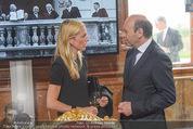 Staatsakt 60 Jahre Staatsvertrag - Oberes Belvedere - Fr 15.05.2015 - Alexa WESNER, Dominique MEYER142