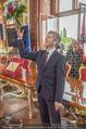 Staatsakt 60 Jahre Staatsvertrag - Oberes Belvedere - Fr 15.05.2015 - Agnes HUSSLEIN, Josef OSTERMAYER (Wirft Blumenstrauss statt Glas149
