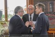 Staatsakt 60 Jahre Staatsvertrag - Oberes Belvedere - Fr 15.05.2015 - Michael HELTAU, Josef OSTERMAYER158