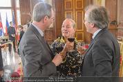Staatsakt 60 Jahre Staatsvertrag - Oberes Belvedere - Fr 15.05.2015 - Christoph LEITL, Agens HUSSLEIN, Ernst HUBER160