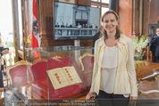 Staatsakt 60 Jahre Staatsvertrag - Oberes Belvedere - Fr 15.05.2015 - Sophie KARMASIN161