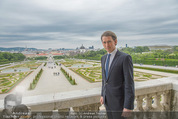 Staatsakt 60 Jahre Staatsvertrag - Oberes Belvedere - Fr 15.05.2015 - Sebastian KURZ168