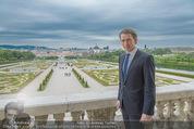 Staatsakt 60 Jahre Staatsvertrag - Oberes Belvedere - Fr 15.05.2015 - Sebastian KURZ169