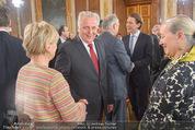 Staatsakt 60 Jahre Staatsvertrag - Oberes Belvedere - Fr 15.05.2015 - Karin BERGMANN, Rudolf HUNDSTORFER, Agens HUSSLEIN27