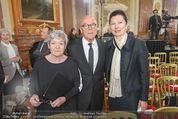 Staatsakt 60 Jahre Staatsvertrag - Oberes Belvedere - Fr 15.05.2015 - Michael HELTAU, Elisabeth ORT, Margot KLESTIL-L�FFLER46