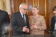 Staatsakt 60 Jahre Staatsvertrag - Oberes Belvedere - Fr 15.05.2015 - Robert MEYER, Karin BERGMANN47