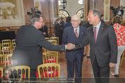 Staatsakt 60 Jahre Staatsvertrag - Oberes Belvedere - Fr 15.05.2015 - 5