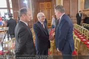 Staatsakt 60 Jahre Staatsvertrag - Oberes Belvedere - Fr 15.05.2015 - 6