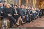 Staatsakt 60 Jahre Staatsvertrag - Oberes Belvedere - Fr 15.05.2015 - Doris BURES, G. HEINISCH-HOSEK, R. HUNDSTORFER, G. KLUG62