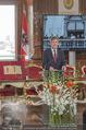 Staatsakt 60 Jahre Staatsvertrag - Oberes Belvedere - Fr 15.05.2015 - Josef OSTERMAYER bei Ansprache66