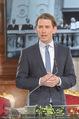 Staatsakt 60 Jahre Staatsvertrag - Oberes Belvedere - Fr 15.05.2015 - Sebastian KURZ bei Ansprache67