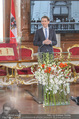 Staatsakt 60 Jahre Staatsvertrag - Oberes Belvedere - Fr 15.05.2015 - Sebastian KURZ bei Ansprache68