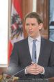 Staatsakt 60 Jahre Staatsvertrag - Oberes Belvedere - Fr 15.05.2015 - Sebastian KURZ bei Ansprache69