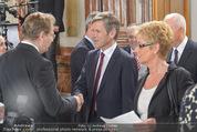 Staatsakt 60 Jahre Staatsvertrag - Oberes Belvedere - Fr 15.05.2015 - 7