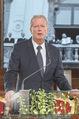 Staatsakt 60 Jahre Staatsvertrag - Oberes Belvedere - Fr 15.05.2015 - Reinhold MITTERLEHNER bei Ansprache76
