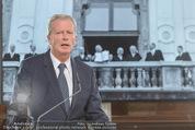 Staatsakt 60 Jahre Staatsvertrag - Oberes Belvedere - Fr 15.05.2015 - Reinhold MITTERLEHNER bei Ansprache78