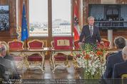 Staatsakt 60 Jahre Staatsvertrag - Oberes Belvedere - Fr 15.05.2015 - Reinhold MITTERLEHNER bei Ansprache80