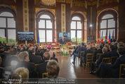 Staatsakt 60 Jahre Staatsvertrag - Oberes Belvedere - Fr 15.05.2015 - Reinhold MITTERLEHNER bei Ansprache81
