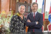 Staatsakt 60 Jahre Staatsvertrag - Oberes Belvedere - Fr 15.05.2015 - Agens HUSSLEIN, Josef OSTERMAYER9