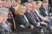Staatsakt 60 Jahre Staatsvertrag - Oberes Belvedere - Fr 15.05.2015 - Doris BURES, Gabriele HEINISCH-HOSEK, Rudolf HUNDSTORFER, etc.97