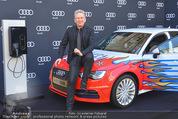 Lifeball Audi Enthüllung - Musikvereinsplatz - Sa 16.05.2015 - Jean-Paul GAULTIER18