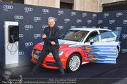 Lifeball Audi Enthüllung - Musikvereinsplatz - Sa 16.05.2015 - Jean-Paul GAULTIER21