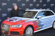 Lifeball Audi Enthüllung - Musikvereinsplatz - Sa 16.05.2015 - Jean-Paul GAULTIER23