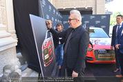 Lifeball Audi Enthüllung - Musikvereinsplatz - Sa 16.05.2015 - Jean-Paul GAULTIER26
