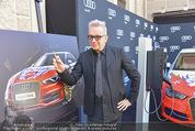 Lifeball Audi Enthüllung - Musikvereinsplatz - Sa 16.05.2015 - Jean-Paul GAULTIER28