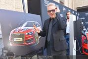 Lifeball Audi Enthüllung - Musikvereinsplatz - Sa 16.05.2015 - Jean-Paul GAULTIER29