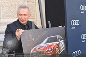 Lifeball Audi Enthüllung - Musikvereinsplatz - Sa 16.05.2015 - Jean-Paul GAULTIER31