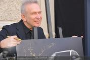 Lifeball Audi Enthüllung - Musikvereinsplatz - Sa 16.05.2015 - Jean-Paul GAULTIER32