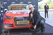 Lifeball Audi Enthüllung - Musikvereinsplatz - Sa 16.05.2015 - Jean-Paul GAULTIER34