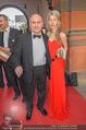 Solidarity Gala - Hofburg - Sa 16.05.2015 - Ali RAHIMI mit Carina40