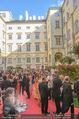 Solidarity Gala - Hofburg - Sa 16.05.2015 - Schweizer Hof, Gala, G�ste, VIPs, Dinner, Gesellschaft51