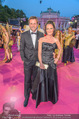 Lifeball Red Carpet - Rathaus - Sa 16.05.2015 - Volker PIESCZEK, Eva GLAWISCHNIG100