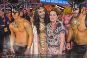 Lifeball Red Carpet - Rathaus - Sa 16.05.2015 - Hannelore ELSNER177