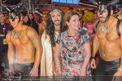 Lifeball Red Carpet - Rathaus - Sa 16.05.2015 - Hannelore ELSNER178