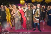 Lifeball Red Carpet - Rathaus - Sa 16.05.2015 - Anna NETREBKO, Yusif EYVAZOV203