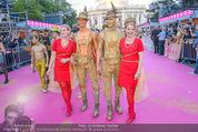 Lifeball Red Carpet - Rathaus - Sa 16.05.2015 - 38